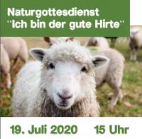 Naturgottesdienst - Der gute Hirte und seine Schafe -